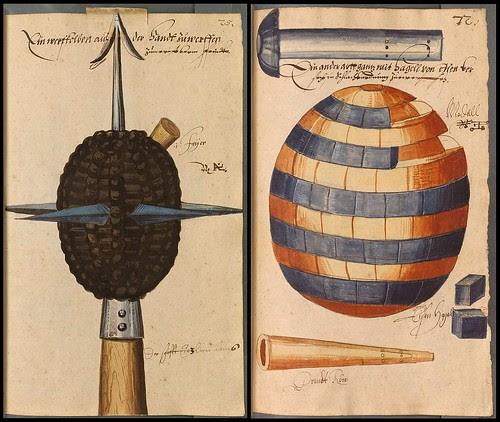 Kunst und Artillerie-Buch k