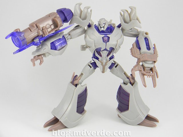 Transformers Megatron Voyager - Prime RID - modo robot