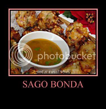 Sago Bonda