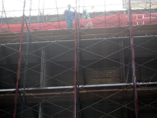 525 Union Construction