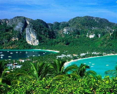 thailand beautiful scenery hd wallpaper