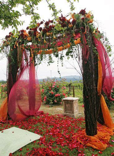 Best 25  Fall wedding arches ideas on Pinterest