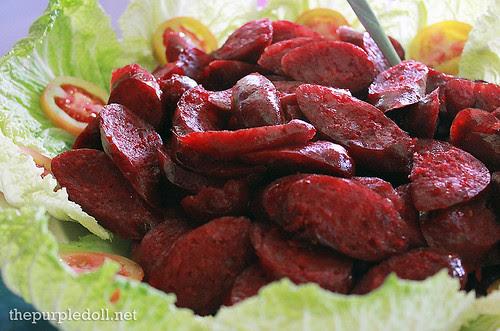 Taste of Heaven Longganisa