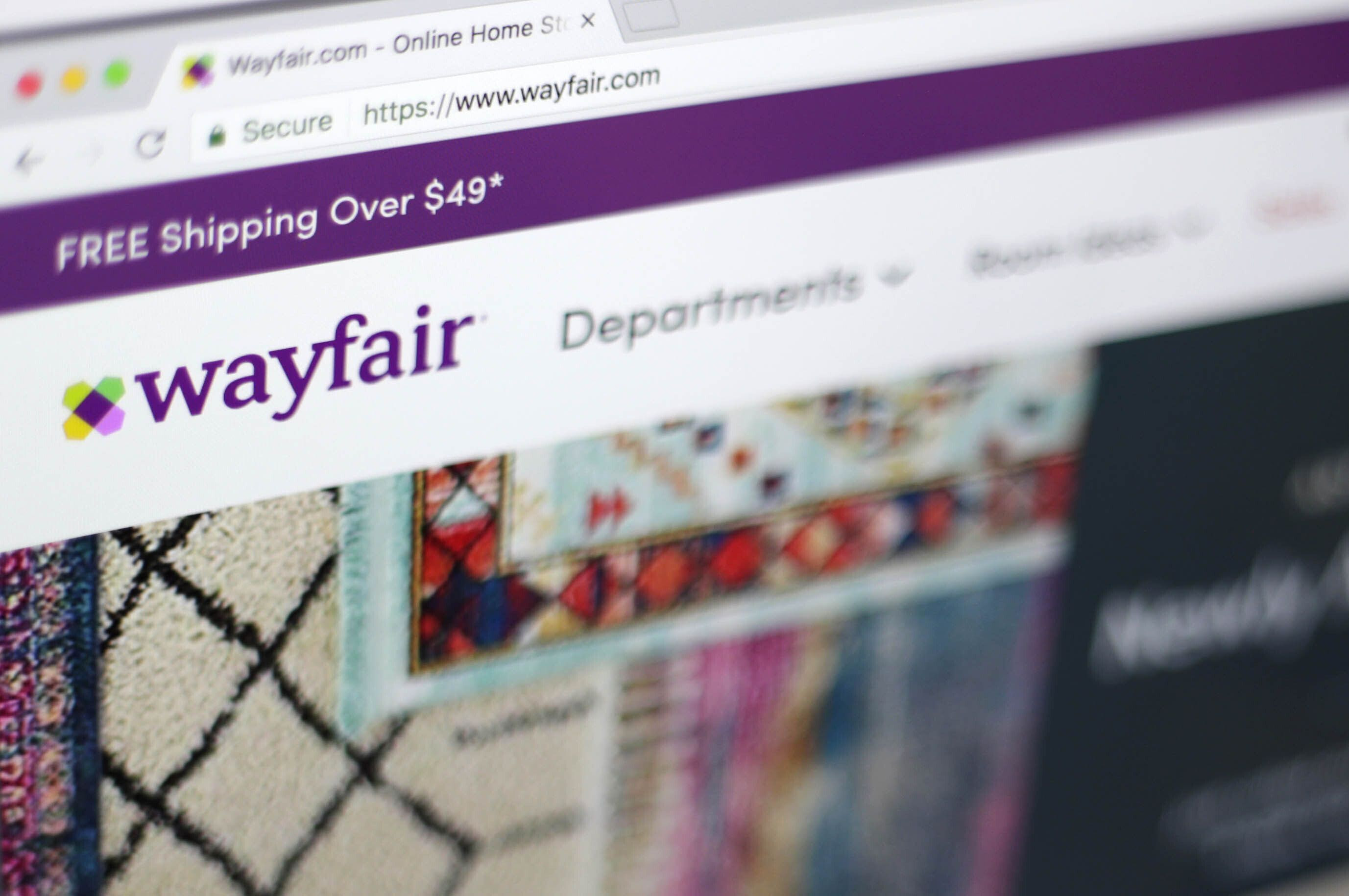 Wayfair Responds To Sex Trafficking Conspiracy Theory Over Cabinets With Human Names Syracuse Com