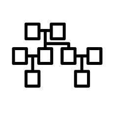 家系図シルエット イラストの無料ダウンロードサイトシルエットac