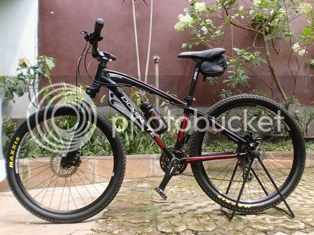 Serba sepeda: Sepeda UNITED Dominate 011 Harga: Rp. 2.500.000