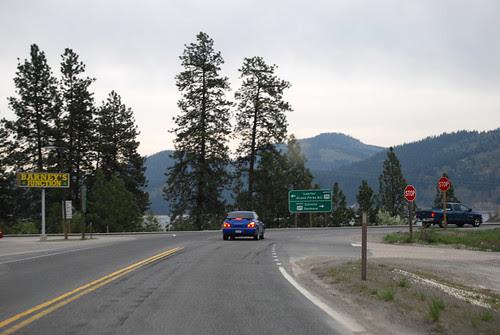 SR 20 @ US 395 northward