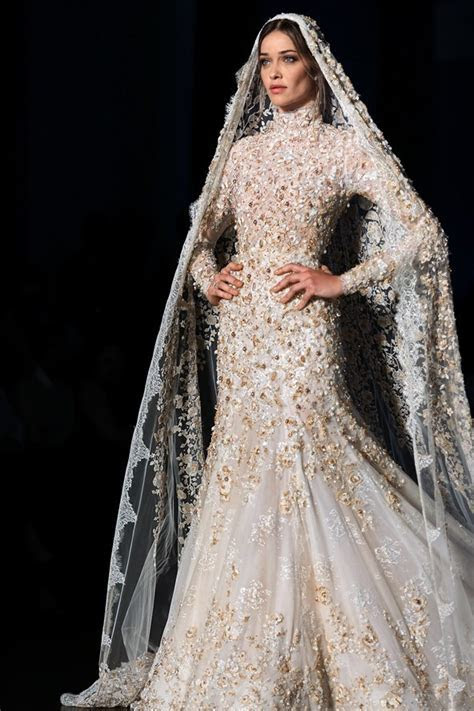 Wedding Gown Elegance: Ralph and Russo November 10, 2016