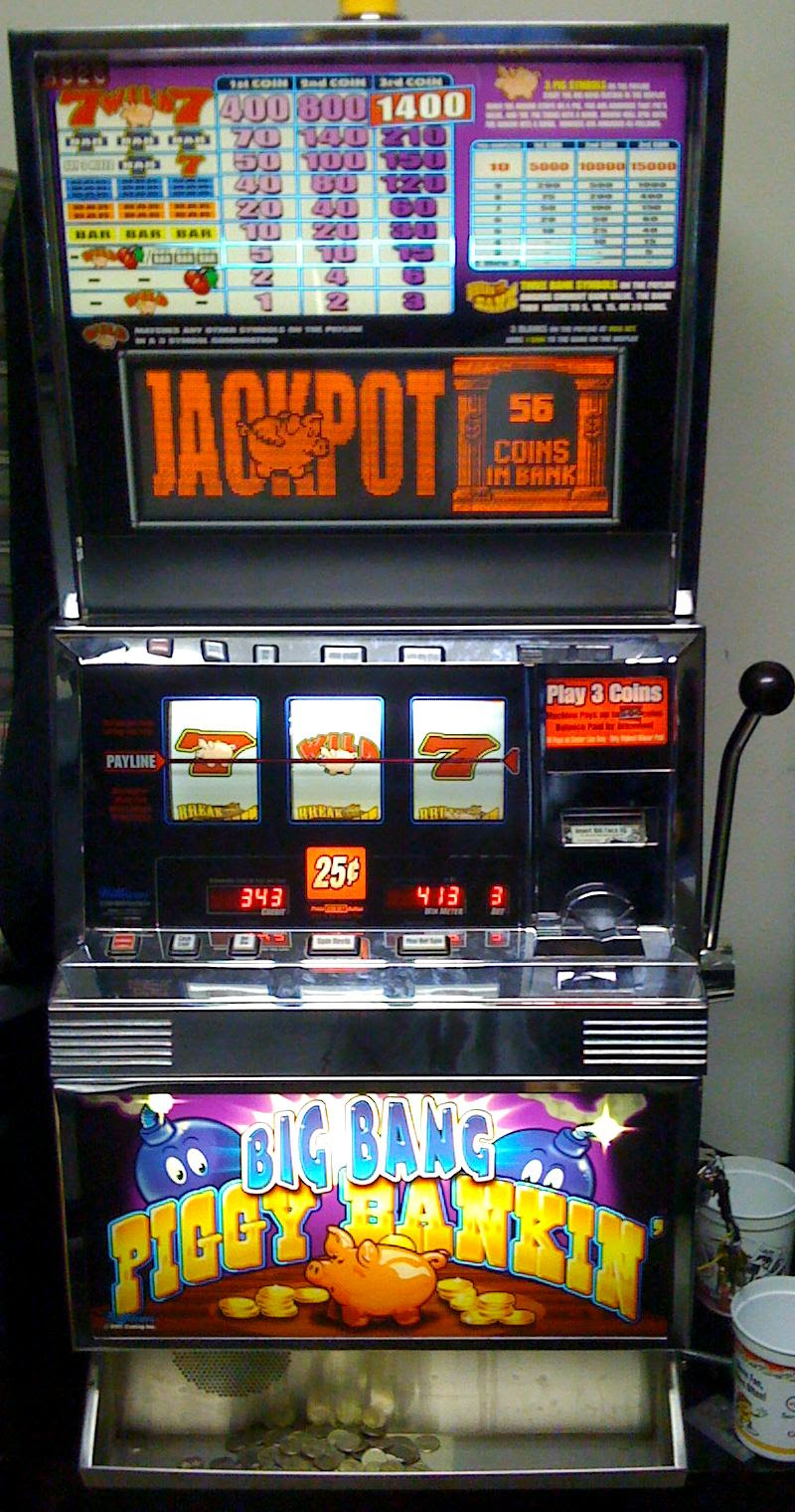 Slot machines for sale near me