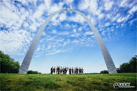 St Louis Library and Windows on Washington Wedding