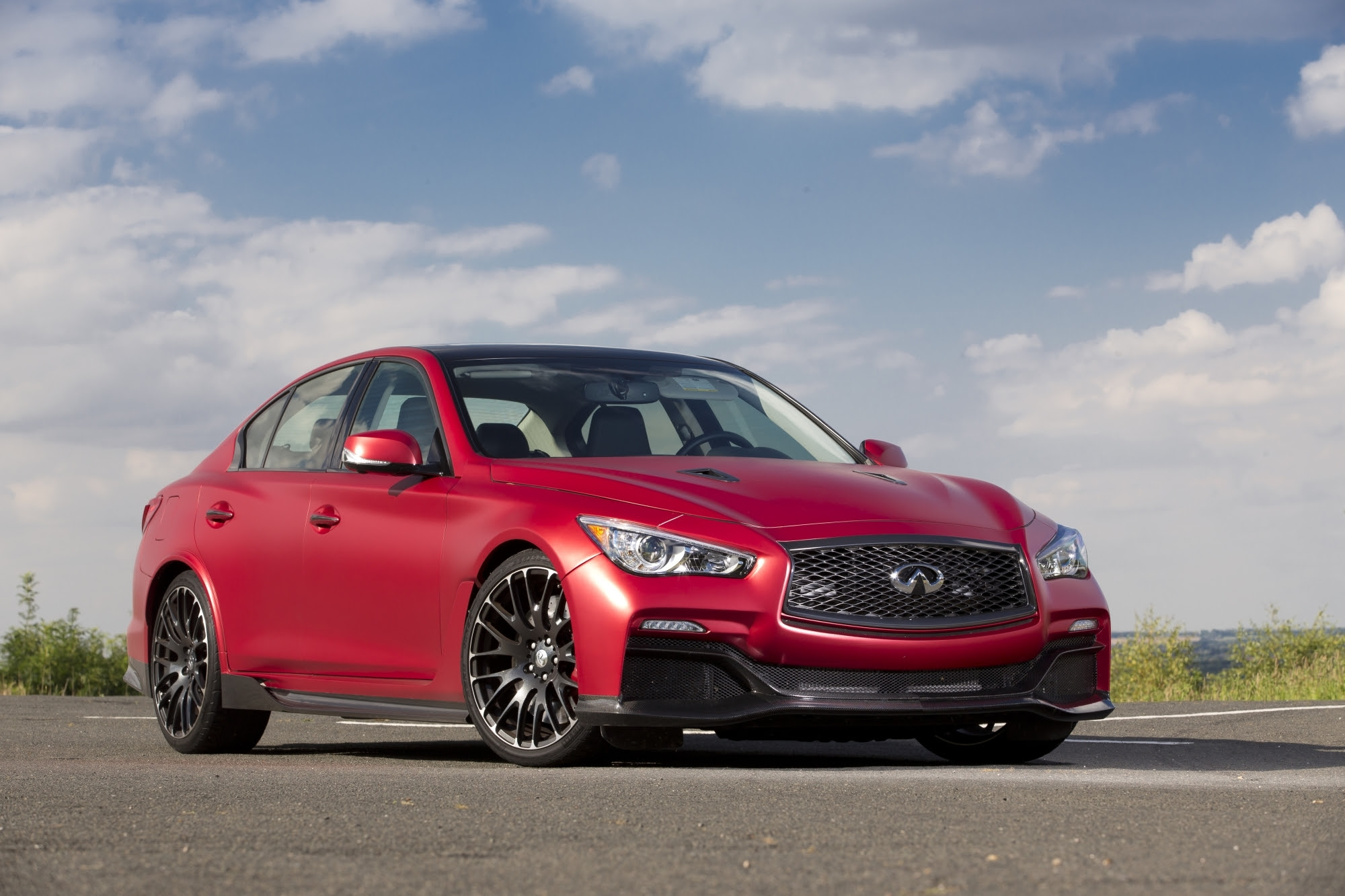 2016 infiniti q50 eau rouge prototype first drive wvideo