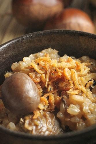 Chestnut rice 2