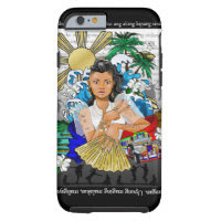 I love the Philippines. Tough iPhone 6 Case