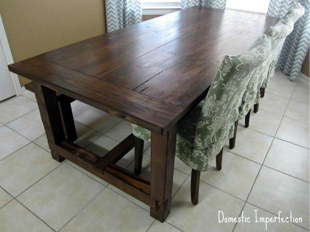 Diy Farmhouse Table | Home Interior Design