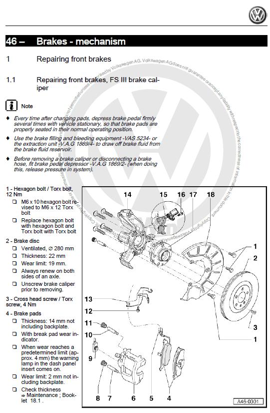 volkswagen fox wiring diagram image 4