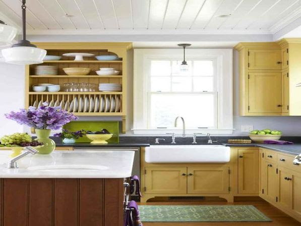 Small country kitchens 5 news Kitchens designs ideas Desain Rumah