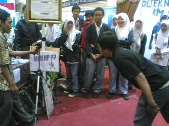 its EXPO adu suara