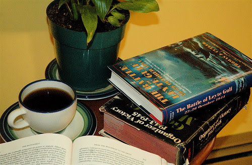 Coffee and books~