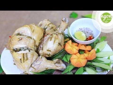 Cách làm gà hấp cam tươi bao ngon - Món gà ngon trứ danh