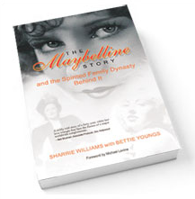 Maybelline heiress Sharrie Williams writes her family story