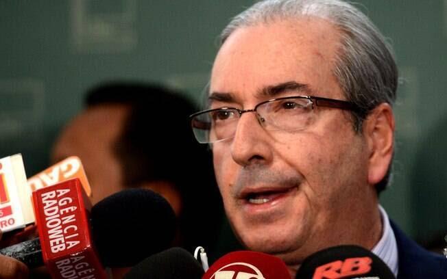 Cunha vem defendendo insistentemente o rompimento do PMDB com o governo. Foto: Antônio Cruz/Agência Brasil - 15.12.15