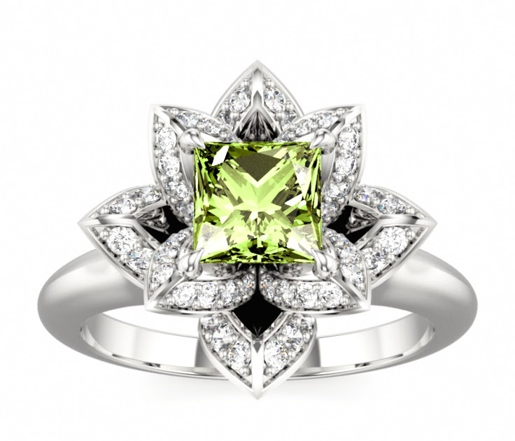 128 Lotus Ring I Would Love To Have This But With Blue