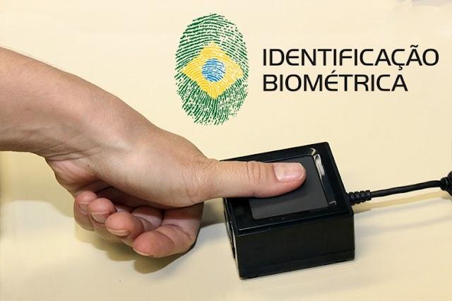 Mais de 7 milhões de eleitores cadastraram a biometria no Estado de São Paulo