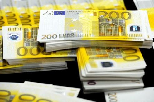 PORTUGAL COUNTERFEIT 200 EURO BANK NOTES