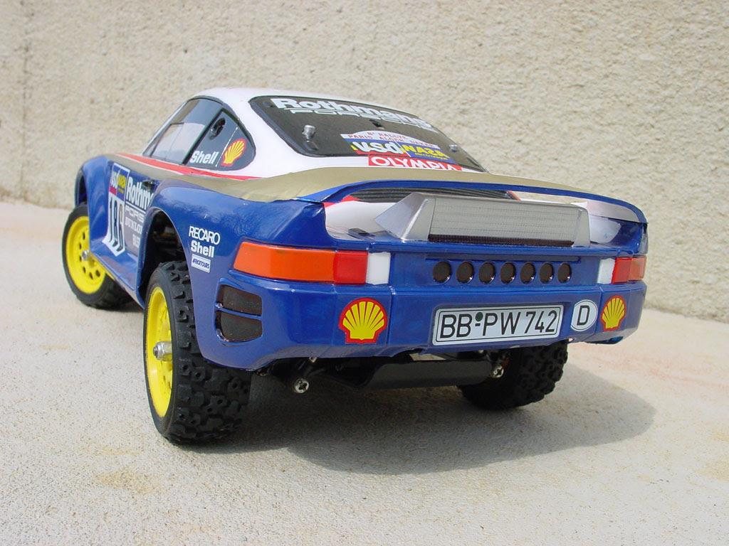 Tamiya Porsche 959 1986 Rcgrabbagcom