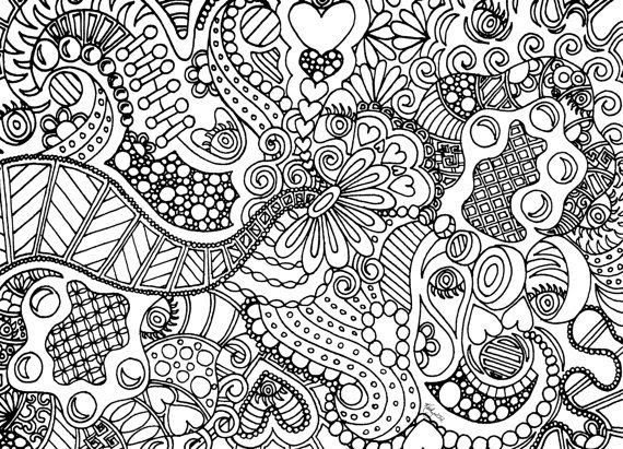 Free Hard Coloring Pages For Girls Download Free Clip Art Free Clip Art On Clipart Library