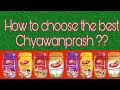 Best Chyawanprash for your family: The Top 10 Chyawanprash in Indian market.