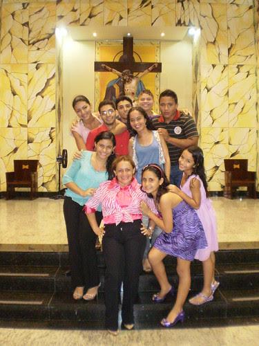 MISSA 15 ANOS DA KELLY. by madalenadejesus@yahoo.com.br