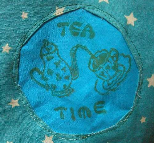 tea cozy detail