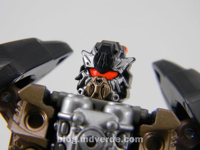 Transformers Backfire DotM Human Alliance - modo robot