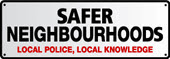 the safer neighbourhood logo