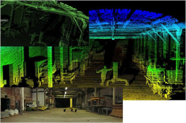 Sistema gera imagens mais precisas que o radar (Foto: Reprodução)