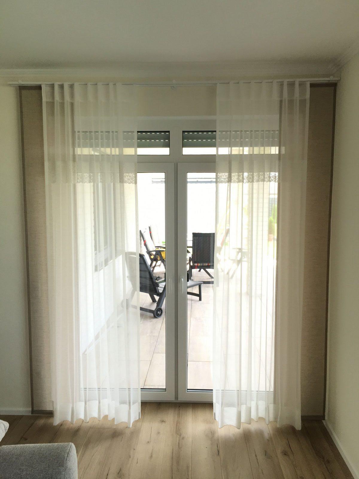 Vorhang Für Schlafzimmer   Schöner Wohnen Gardinen ...
