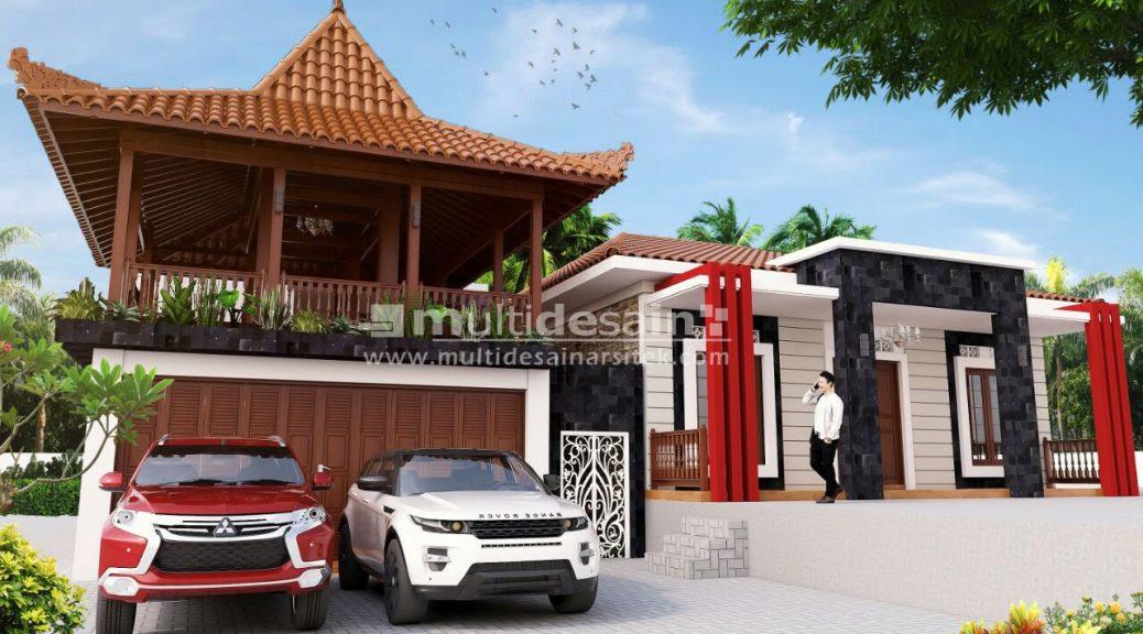 78 Gambar Desain Rumah Joglo Modern Minimalis HD Paling Keren Unduh Gratis