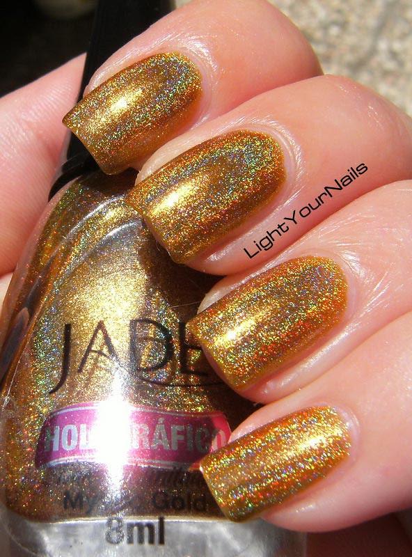 Jade Holografico Mystic Gold