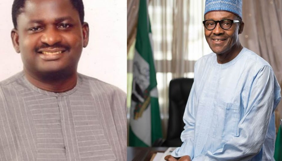 Image result for BUHARI AND ADESINA