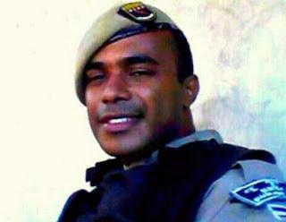 Soldado da Polícia Militar é morto a tiros em Alagoinhas