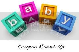 Printable Baby Coupon Round-Up