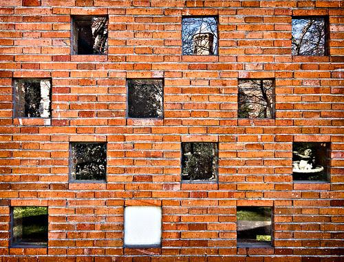 49/365 Ventanas y reflejos