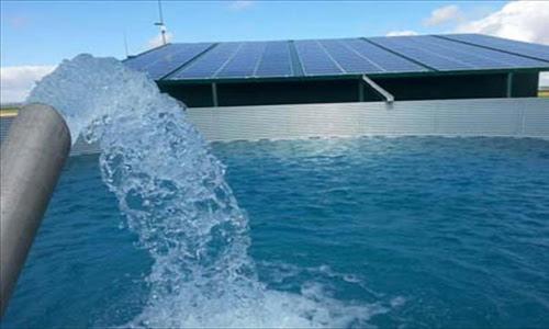 La instalación de 84 bombas con paneles fotovoltáicos en empresas agropecuarias de la provincia de Villa Clara  representa  un fuerte atenuante a la sequía que azota al territorio.