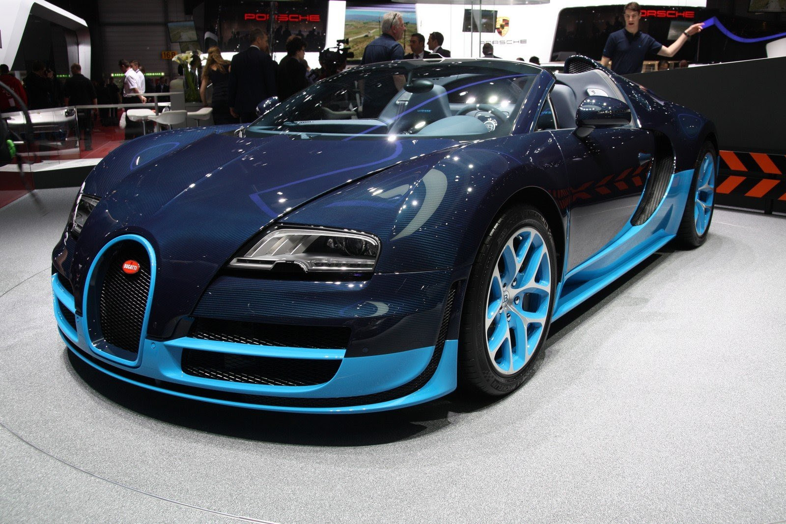 2012 Bugatti Veyron Grand Sport Vitesse - Picture 441490 | car review @ Top Speed