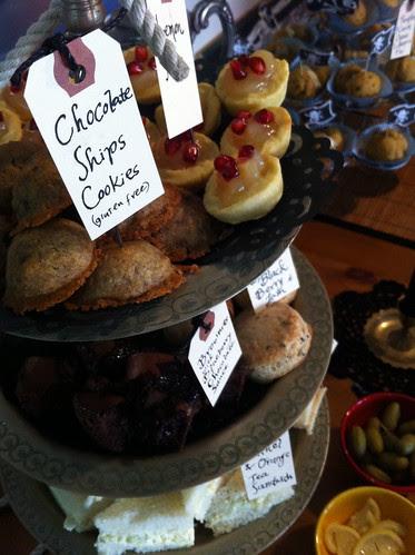 Chocolate Ships Cookies by Ayala Moriel
