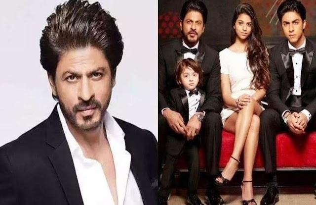 शाहरुख खान ने ऐसा क्यों कहा- मेरा नाम मेरे बच्चों की जिंदगी खराब कर सकता है