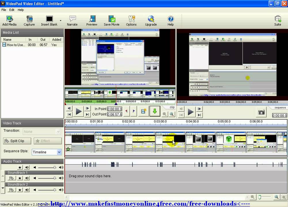 45 [TUTORIAL] TUTORIAL VIDEOPAD with VIDEO - * TutorialHowto