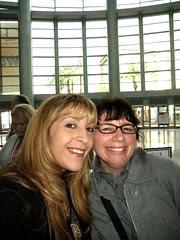 CHA Day 1, Me and Carmi!