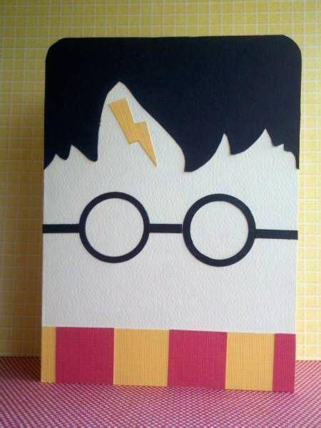 Une carte de Harry Potter bien penser , non ?   Idées